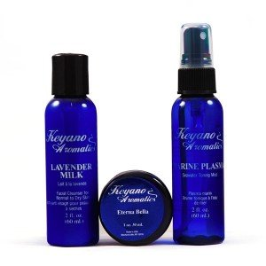 Keyano Aromatics Skin Care Travel Kit (Anti-Aging) from Keyano