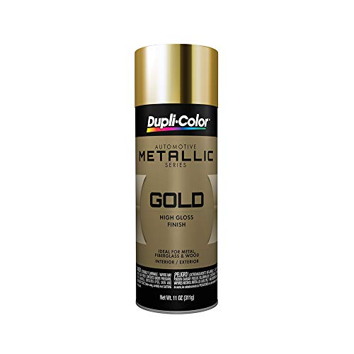 - Dupli-Color EGS100007 Gold Instant Lacquer Spray - 11 oz.