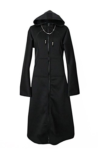 Trench Coat Costume Halloween - Karlywindow Men's Steampuck Gothic Costume Long Jacket Trench Coat