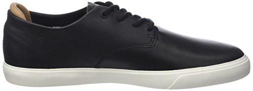 Lacoste Herren Espere 117 1 Cam Sneaker Schwarz (Blk/Off Wht)