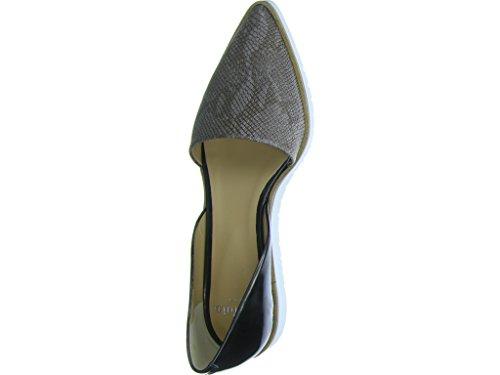 Perlato Damen Slipper Bronze