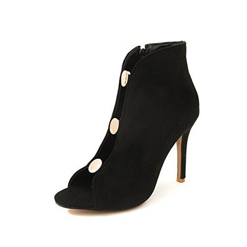 grandi fighi i signore stivali sexy black 43 stivali alti fighi di super tacchi dimensioni sandali gFPFTqxw5