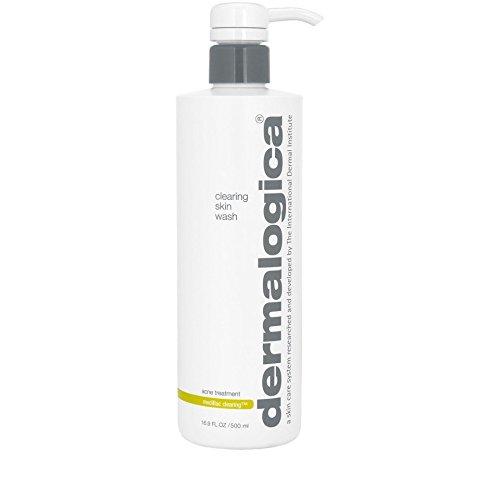 Dermalogica Clearing Skin Wash 500ml - ダーマロジカクリアスキンウォッシュ500ミリリットル [並行輸入品] B072HH6TZN