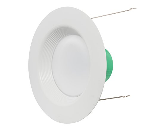 Westgate Lighting 18W 6 Inch LED Retrofit Downlight With Integrated Baffle Trim - Dimmable LED Recessed Light Fixture Kit For Home, Kitchen,Office - 120V High Lumen (8 Pack, 2700k Warm White) by Westgate (Image #2)