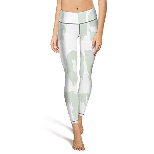 RegiDreae Women's High Waist Yoga Pants This is My Halloween Costume Workout Running Leggings ()