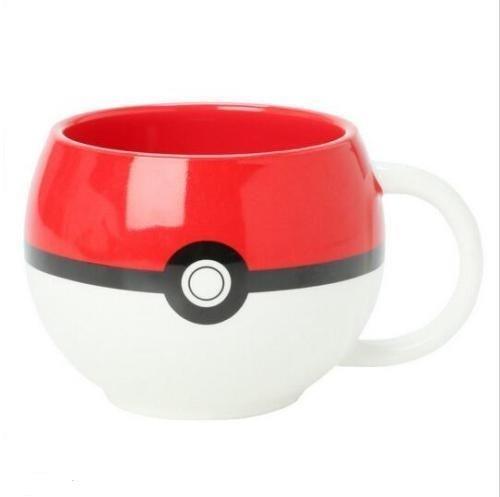 Pokémon Pokéball Tasse