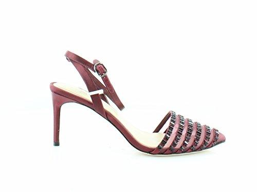 Imagine Vince Camuto Michael Womens Heels Burgundy E8Ar8UW59