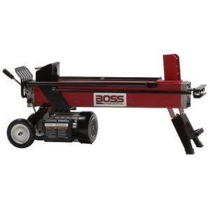 Boss Industrial EC5T20 Electric Log Splitter, 5 ()