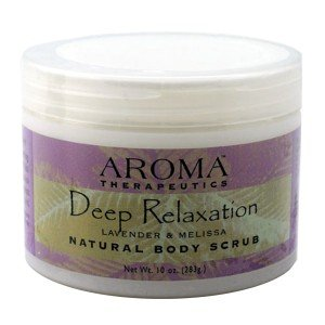 Aroma Therapeutics Deep Relaxation Natural Body Scrub - Lavender & Melissa