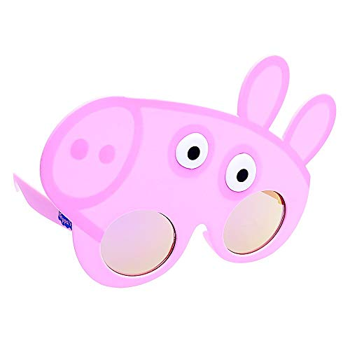 Sun-Staches Officially Licensed Lil' Characters Peppa Pig -