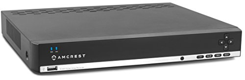 (Amcrest 960H 16CH 1TB Security Camera DVR (Cameras Not Included))