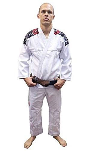 Kimono Naja Trainning - Branco - A4