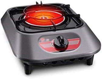 ガス炊飯激しい家庭用ガスストーブシングルLPGデスクトップはユニバーサルストーブ、調理の天然ガスストーブ商業ストーブシングルストーブ電子パルス点火を赤外線