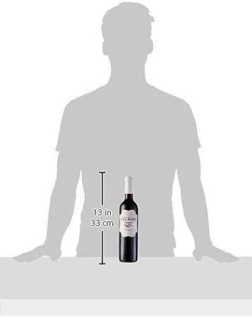 Pata Negra Apasionado Vino Tinto D.O Jumilla, Volumen de Alcohol 14.5% - Pack 6 Botellas x 750 ml - Total: 4500 ml
