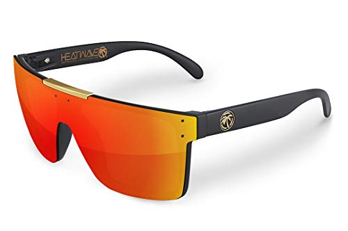Heat Wave Visual Quatro Sunglasses In Sunblast ()