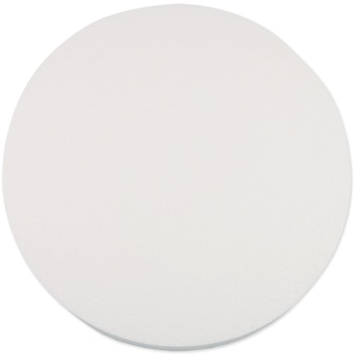 Foam Disc - Smoothfoam Disc Crafts Foam for Modeling, 12 by 1-Inch, White