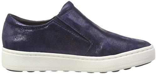Slip 500 On Damen Hillary Blau 01 Josef Sneaker Seibel Blau IZwqCB