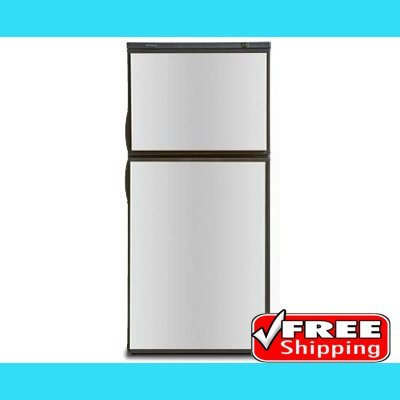 Dometic RM3762RB 2-Way Refrigerator - 7.0 Cubic Feet