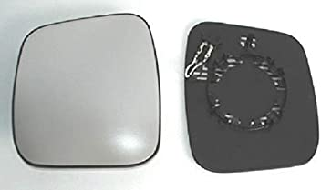 UP bis Baujahr 09//2016 beheizbar f/ür Aussenspiegel elektrisch und manuell verstellbar geeignet Spiegel Spiegelglas rechts Pro!Carpentis kompatibel mit Polo 6R 06//2009 bis 12//2016 6R//6C bis 09//2017