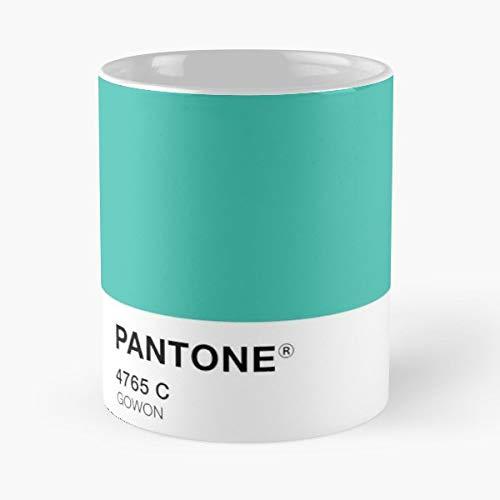 Loona Gowon Pantone Color Gift Coffee/tea Ceramic Mug Father Day