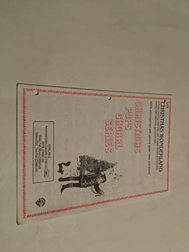 - CHRISTMAS WONDERLAND SHEET MUSIC SATB