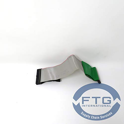 143218-006 8'' 34-PIN Floppy/Disk Drive Data Cable by FTG International (Image #1)
