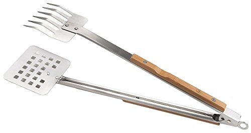 Outset Stainless Steel Tongs - 6