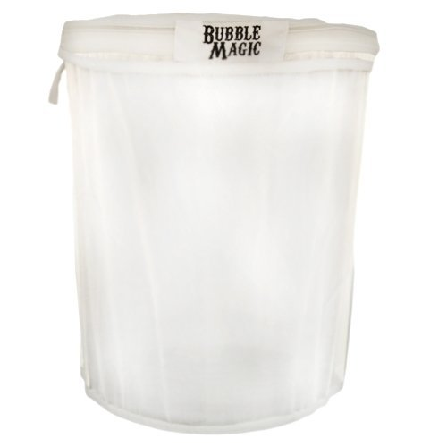 Bubble Magic 5 Gallon 220 Micron Zipper Bag For Herbal Extract Washing Machine Garden, Lawn, Supply, Maintenance