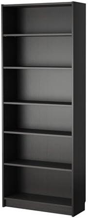 Ikea Ajustable estantes 80 x 28 x 202 cm Billy – Estantería ...