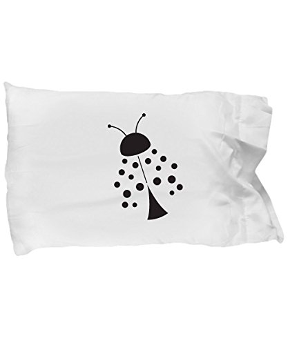 Pillow Covers Design Ladybug Halloween Costume Funny Gift Pillow Cover Ideas ()