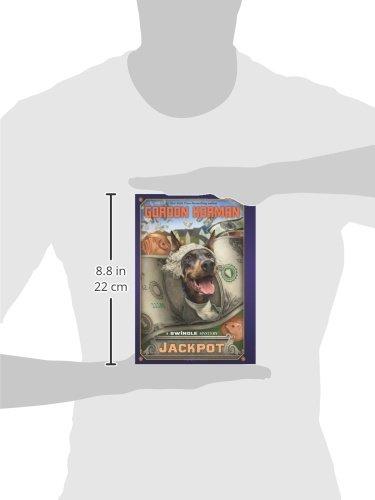 Jackpot (Swindle #6): A Swindle Mystery: Gordon Korman ...