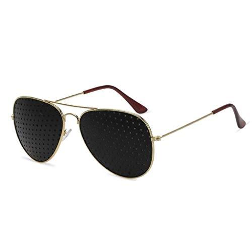 TTZ Eyes Exercise Pinhole Glasses Anti-Fatigue Eyesight Vision Care Improve Glasses for Eyesight Strengthening