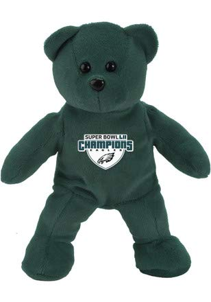 FOCO NFL Philadelphia Eagles Super Bowl 52 Champions Teddy Bear