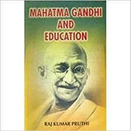 Amazonin Buy Mahatma Gandhi And Education Book Online At Low
