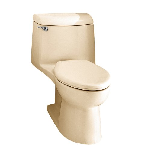 American Standard 2004.014.021 Champion-4 Elongated One-Piece Toilet, Bone