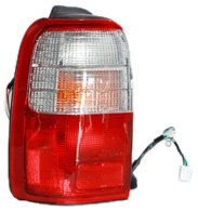 TYC 11-3210-90 Toyota 4 Runner Driver Side Replacement Tail Light Assembly