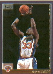 01 Topps Nba Card - 2