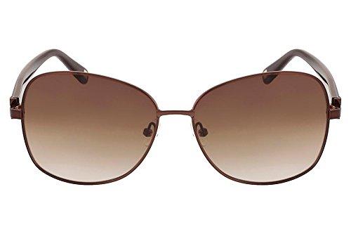 Óculos De Sol Nine West Nw116S 211/58 Bronze