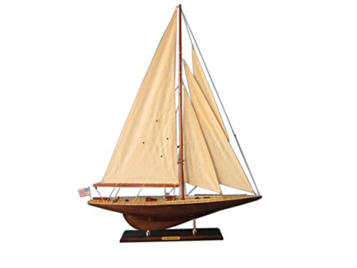 Hampton Nautical  Whirlwind Sailboat Model Yacht Limited ...