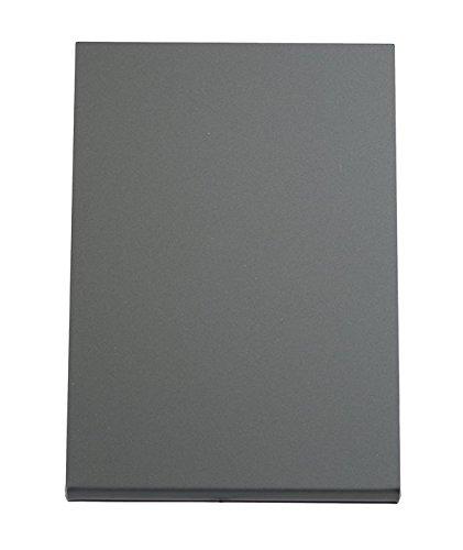 American Metalcraft TBABLA6 Table Top Chalkboard, 5-7/8'' H by American Metalcraft