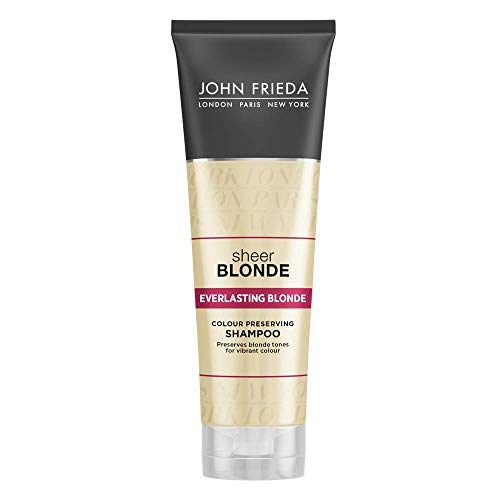 John Frieda Everlasting Blonde Colour Preserving Shampoo, 8.
