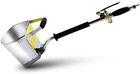 Yintiod Kartuschenpistole Zement Kalk Pumpe Injektion M/örtel Sprayer Applikator M/örtel F/üllwerkzeuge Mit 4 D/üsen