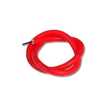 MSD 34019 - Cable de bujía para enchufe de bujía (7,6 m): Amazon.es: Coche y moto