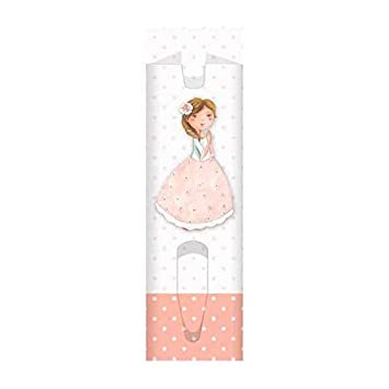 Rosa efco 2,5 cm tama/ño Mediano Abeto de Jennifer ellory Punta