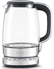 Breville BREBKE830XL IQ Kettle Pure, Tea and Coffee, Metallic