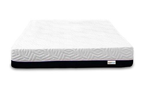 NodMod Mattresses Twin 100 Made in USA 10-inch Cooling Memory Foam