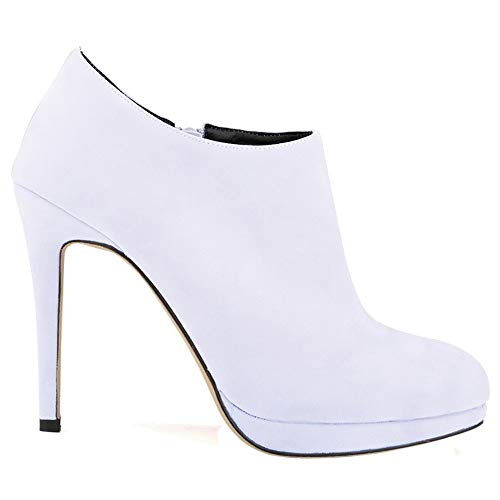 High Head Winter White flannelette Velvet Boots Autumn Casual Round Shoes Woman Heeled wXqZZA