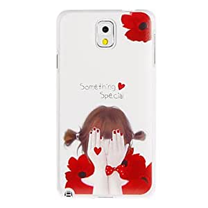 Buy Something Special Painting Pattern Plastic Hard Back Case Cover for Samsung Galaxy Note3 N9000