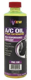 A/C Pag Oil Bottle 100 Viscosity-2pack