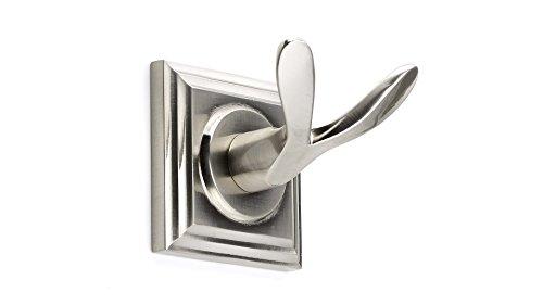 Richelieu Hardware - 14549 - Transitional - Bathroom Hook - Bentley Collection - Brushed Nickel  Finish
